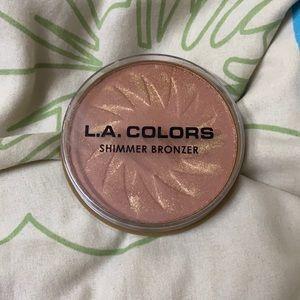 L.A Colors Shimmer Bronzer